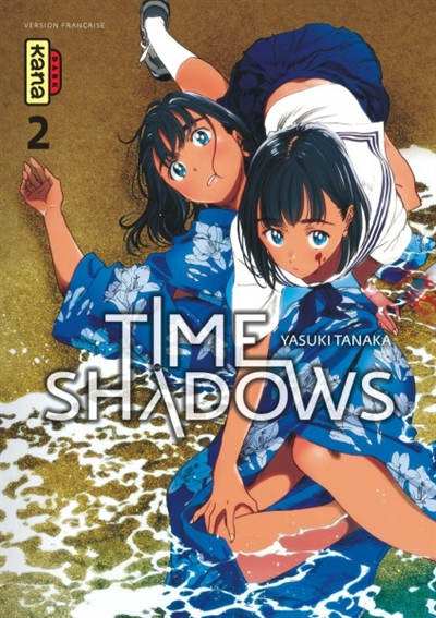 Time shadows T.02  | 9782505076674 | Manga adulte