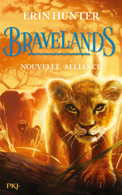 Bravelands T.01 - Nouvelle alliance | 9782266280440 | Romans 9 à 11 ans