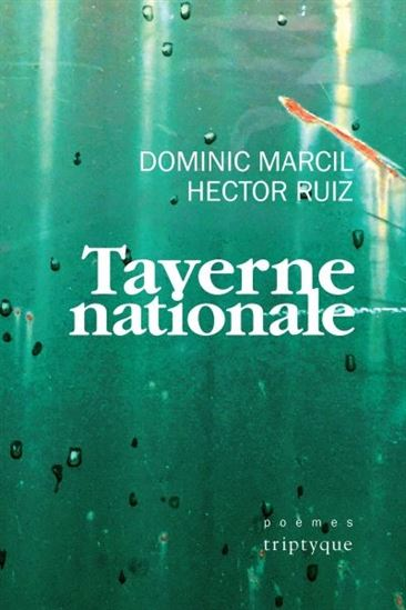 Taverne nationale  | 9782898010712 | Poésie