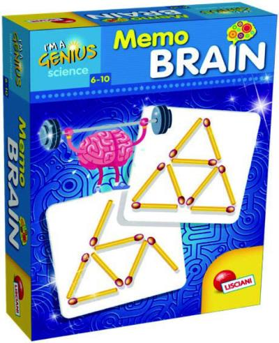 I'm a genius - Memo brain Math | Enfants 5–9 ans