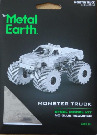 Metal Earth - Camion | Construction