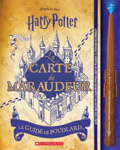 Harry Potter - La carte du maraudeur | 9781443177153 | Arts