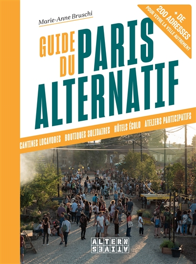 Guide du Paris alternatif | 9782072837630 | Pays