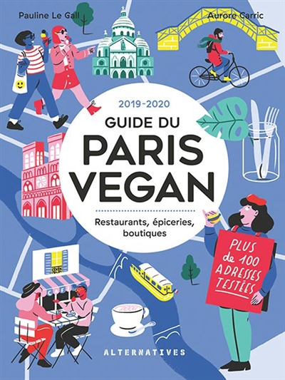 Guide du Paris vegan | 9782072827693 | Pays