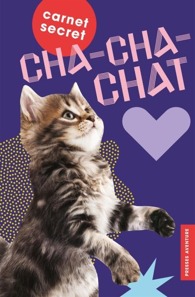 Cha-cha-chat  | 9782897517014 | Agenda et Calendrier et journaux intime