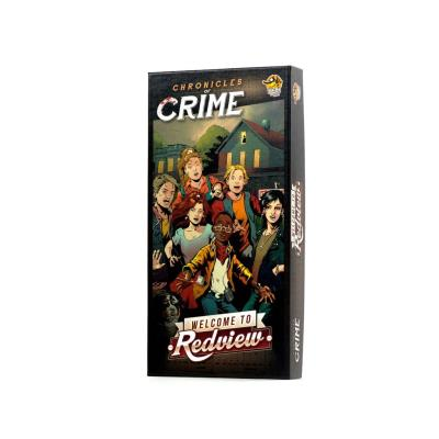 Chronicles of crime Ext. - Bienvenue a Redview | Extension