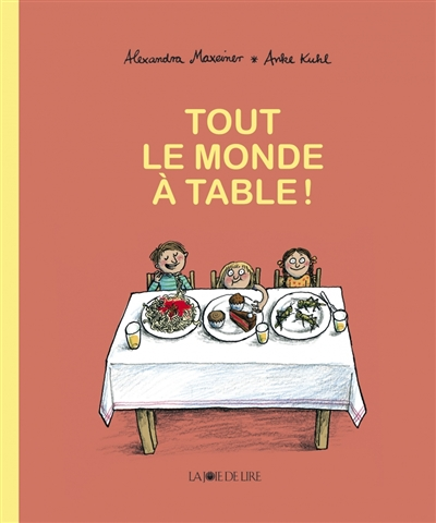 Tout le monde à table ! | 9782889084753 | Documentaires