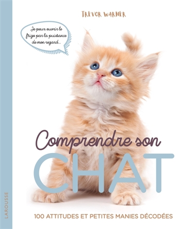 Comprendre son chat | 9782035960238 | Faune