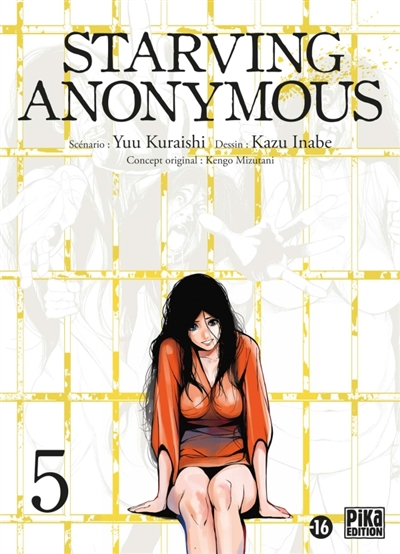Starving anonymous T.05 | 9782811650094 | Manga adulte