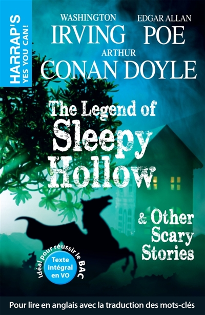 The legend of Sleepy Hollow | 9782818706923 | Nouvelles