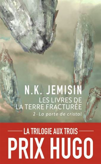 La porte de cristal T.02 | 9782290172858 | Science-Fiction et fantaisie
