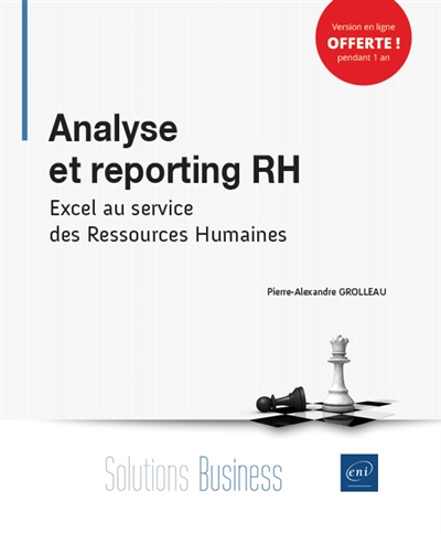 Analyse et reporting RH | 9782409020131 | Informatique