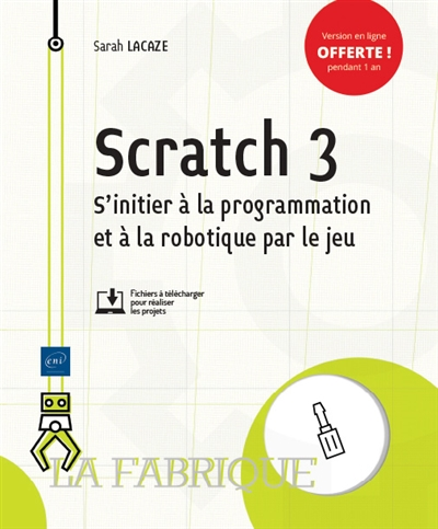 Scratch 3 | 9782409020247 | Informatique