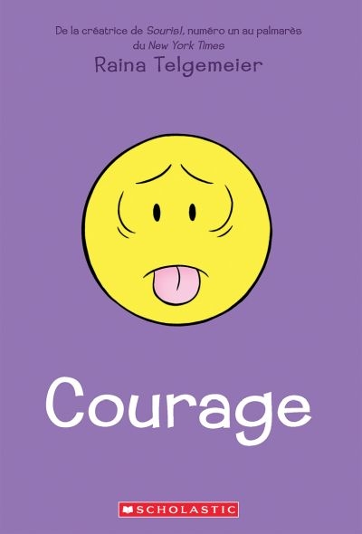 Courage  | 9781443177184 | BD