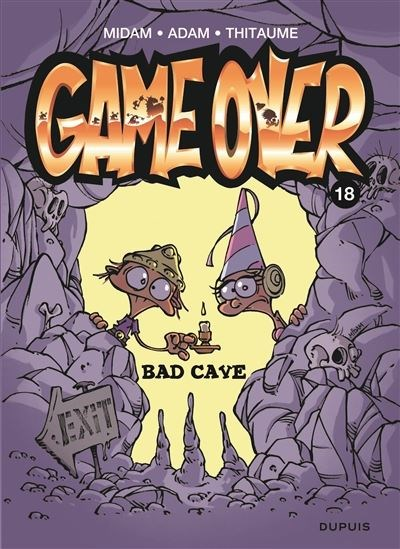 Game over T.18 - Bad Cave | 9791034743575 | BD