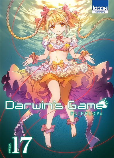 Darwin's game T.17 | 9791032705155 | Manga adulte