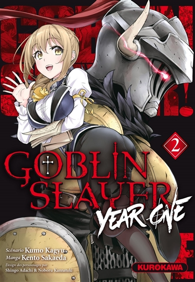 Goblin slayer year one T.02 | 9782368528266 | Manga adulte