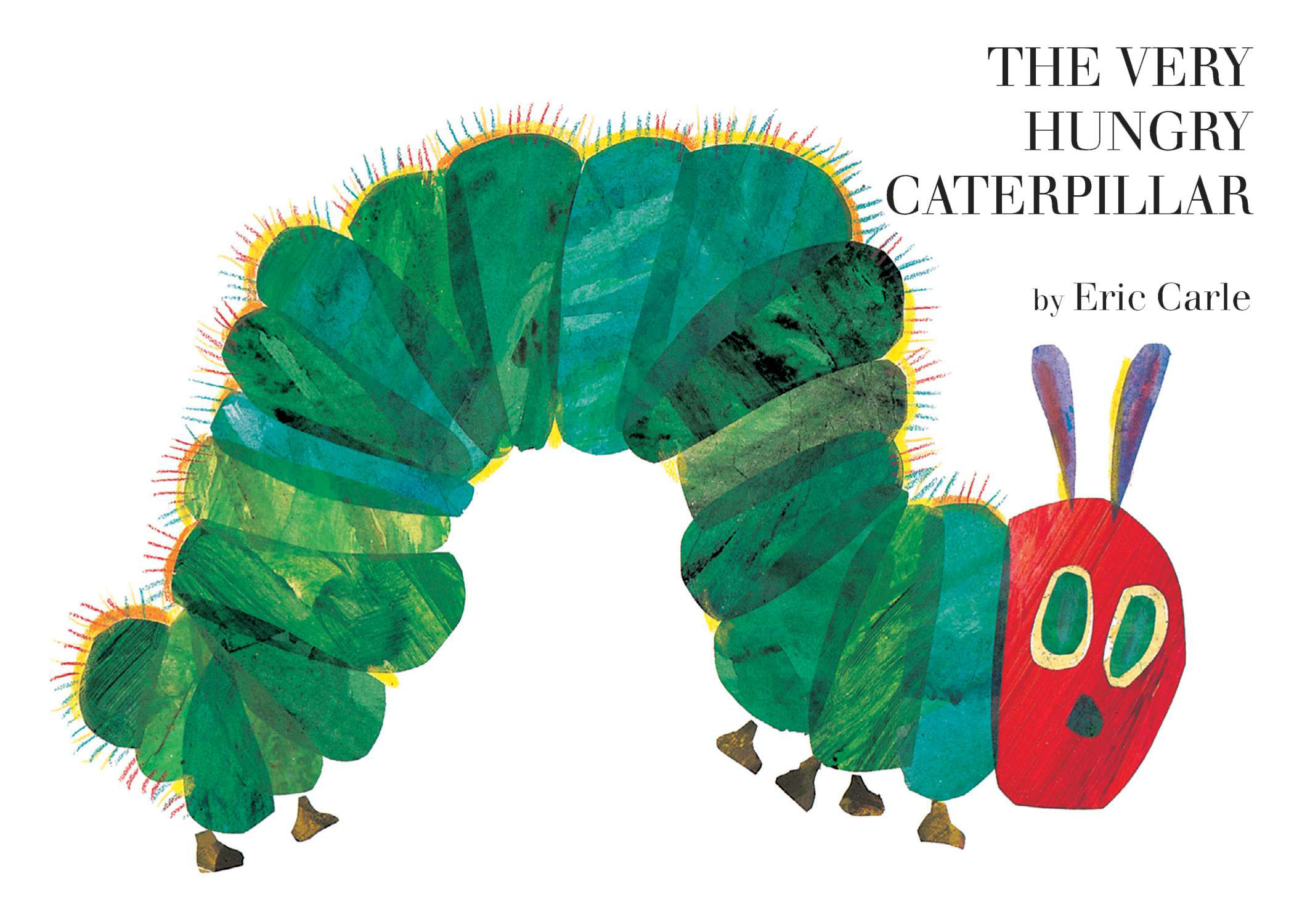 The Very Hungry Caterpillar | Picture books