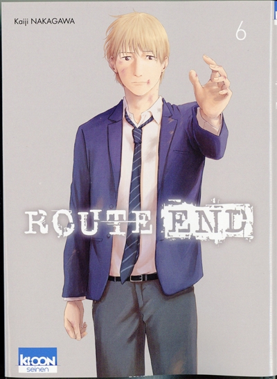 Route end T.06 | 9791032704998 | Manga adulte