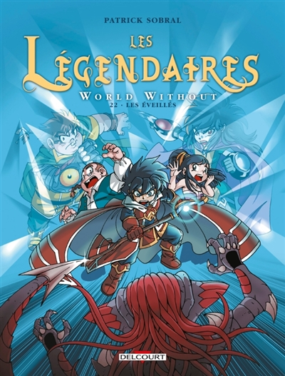 Les Légendaires T.22 - World without | 9782413013099 | BD