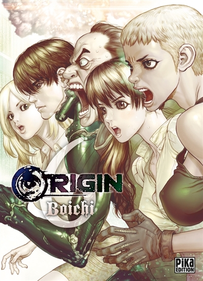 Origin T.06 | 9782811650315 | Manga adulte