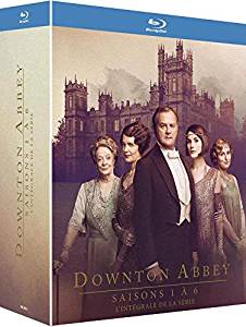 Dowton Abbey - DVD ANGLAIS -  coffret 22 dvd Saisons 1 à 6 | DVD