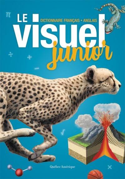 Le Visuel Junior 9782764438404 Dictionnaires Librairie Martin