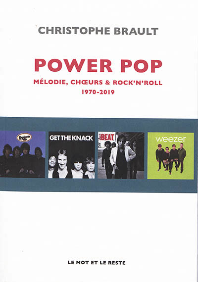Power pop | 9782361390631 | Arts