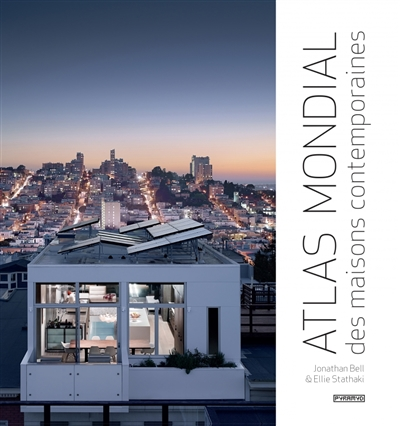 Atlas mondial des maisons contemporaines | 9782350174631 | Arts