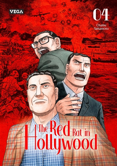 The Red Rat in Hollywood T.04 | 9782379500299 | Manga adulte