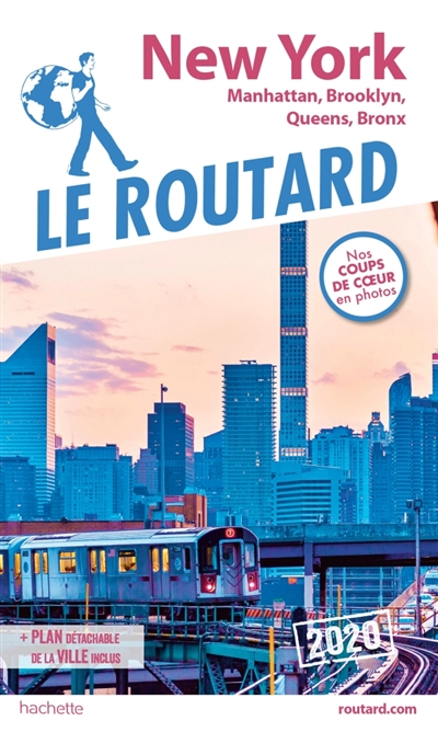New York - Le routard | 9782017068136 | Pays