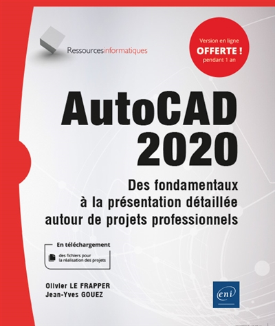 AutoCAD 2020 | 9782409021084 | Informatique