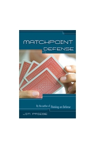 Matchpoint Defense | Livre anglophone