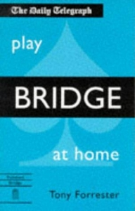 Play Bridge At Home | Livre anglophone