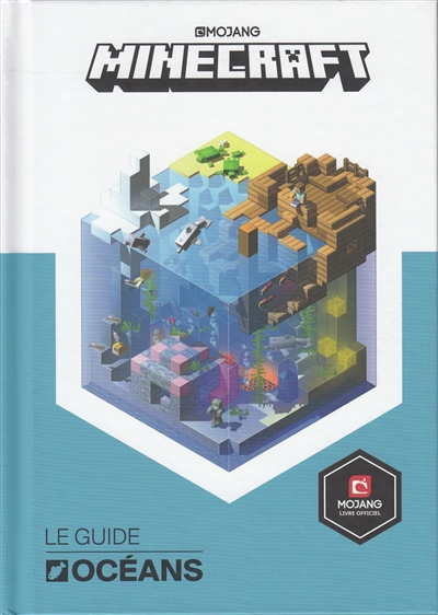 Minecraft : le guide océan | 9782075095228 | Informatique