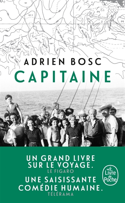 Capitaine | 9782253259534 | Romans format poche