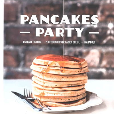 Pancakes party | 9782501142304 | Cuisine