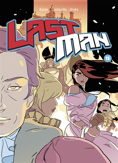 Last Man T.12 | 9782203186118 | BD adulte