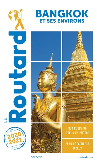 Le routard- Bangkok et ses environs 2020/2021 | 9782017068228 | Pays