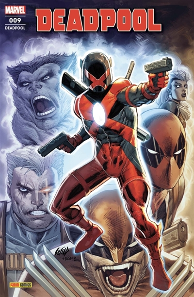 Deadpool N.09 - Major X | 9782809479027 | Arts