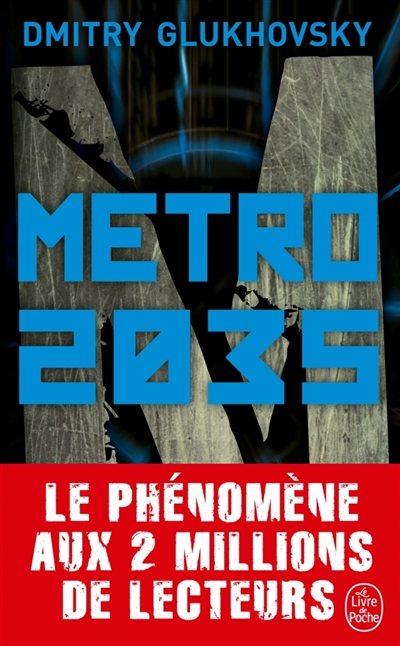 Métro 2035 | 9782253820093 | Science-Fiction et fantaisie