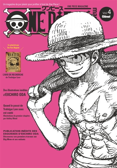 One piece magazine T.04 | 9782344037218 | Arts
