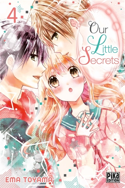 Our little secrets T.04  | 9782811651558 | Manga