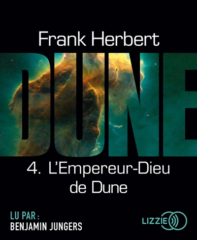 AUDIO - Le cycle de Dune T.05 - L'empereur-dieu de Dune | 9791036604713 | Livres-audio
