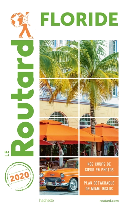 Le routard - Floride 2020 | 9782017068242 | Pays