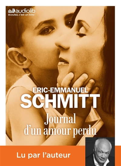 AUDIO - Journal d'un amour perdu | 9791035401184 | Livres-audio