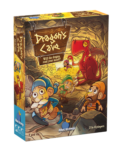Dragon's cave (Multilingue) | Enfants 9-12 ans