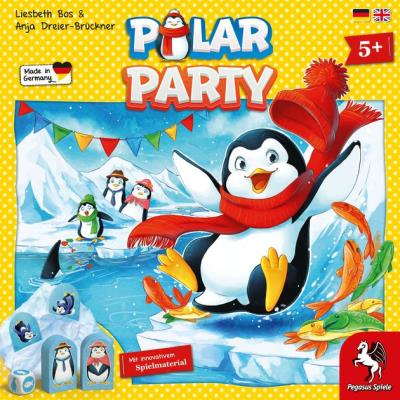 Polar Party (multilingue) | Enfants 5–9 ans
