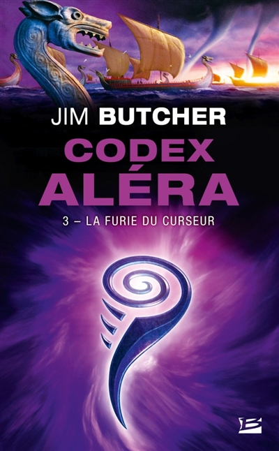 Codex Aléra T.03 - La furie du curseur  | 9782811207861 | Science-Fiction et fantaisie