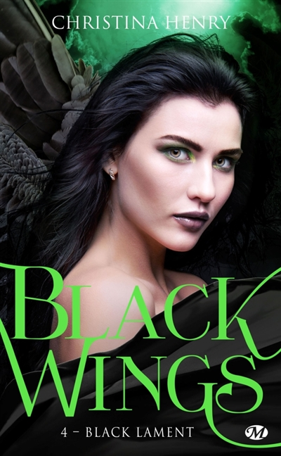 Black wings T.04 - Black lament | 9782811227814 | Science-Fiction et fantaisie